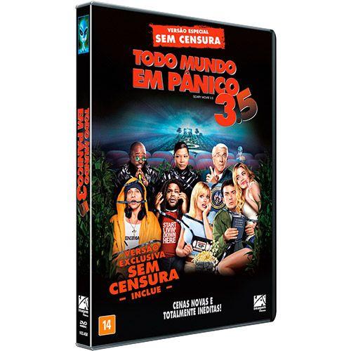 DVD - Todo Mundo em Pânico 3.5