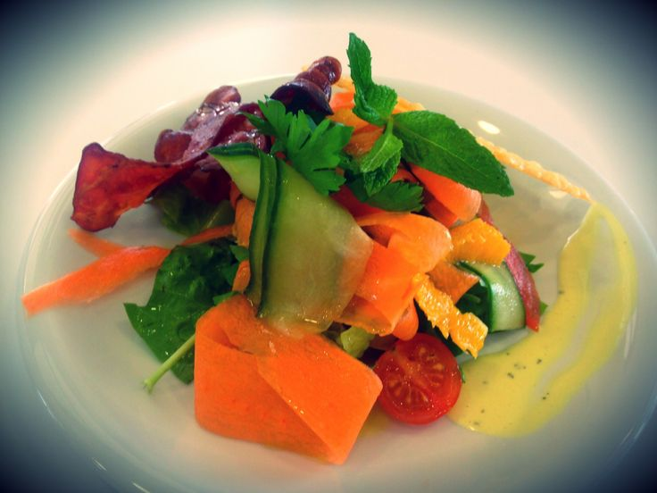 The art of salad