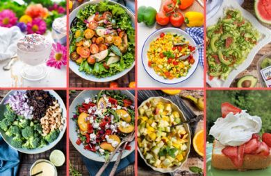 20 Healthier Potluck Recipes to Please Any Crowd