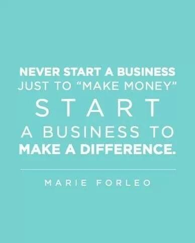185 best how to start my own business images on pinterest business never start a business just to make money start a business to make a difference fandeluxe Choice Image