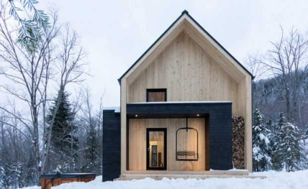 Cargo Architecture Completes Villa Boreale In Eastern Quebec