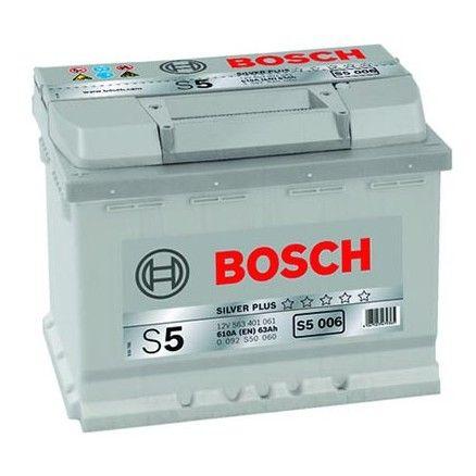 Μπαταρία Αυτοκινήτου BOSCH S5 63 AH 610 ΕN-0092S50060