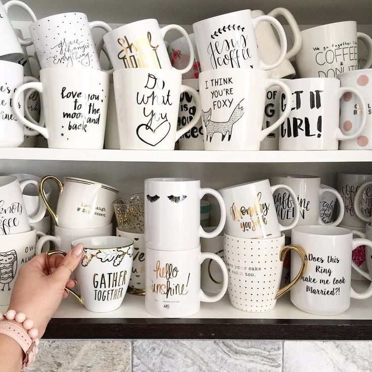 We spy our Does this Ring make me looked Married mug in @misschrisycharms beautiful mug collection  Only 2 of this style left in stock! Shop today and receive free shipping with code FREESHIP. Shop all things pretty with link in profile. #WeDoPretty #ShopTTKB