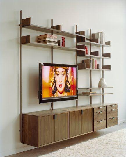 Rakks Shelves For Living Room U0026 Office. Wall Mounted ...