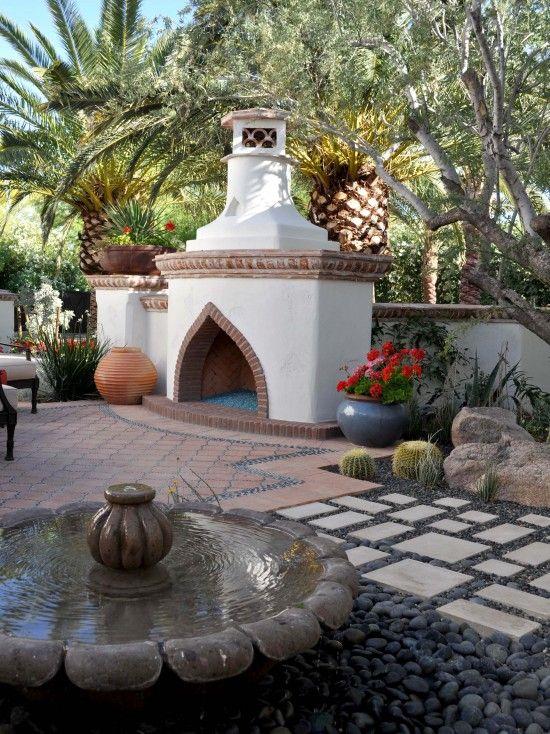 75 best Spanish Garden images on Pinterest Spanish garden