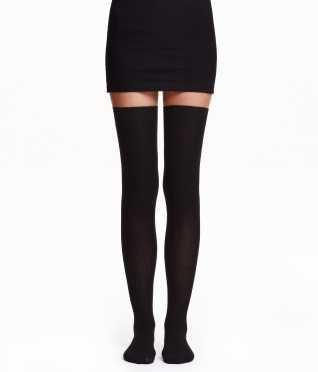 Thigh-high Over-knee Socks