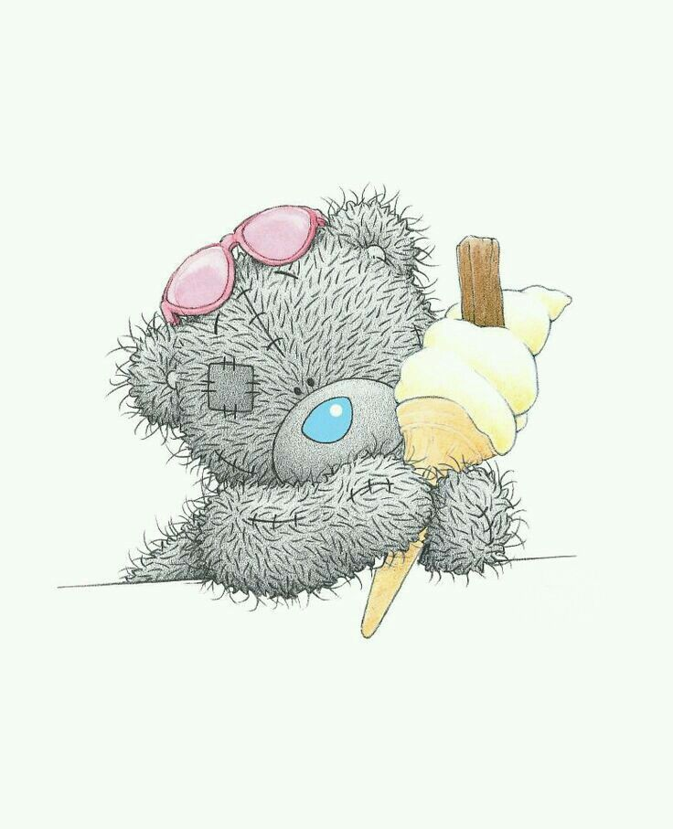 ♥ Tatty Teddy ♥ Me to You Ice Cream ♥