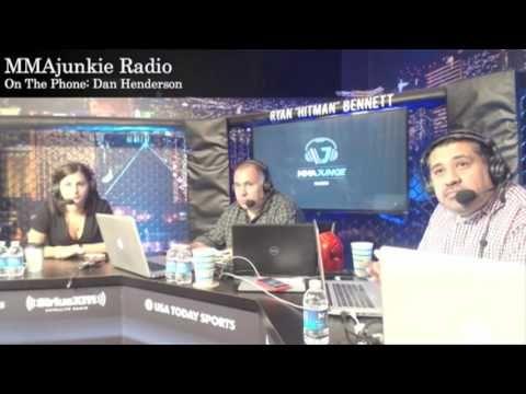 MMA Dan Henderson on MMAjunkie Radio