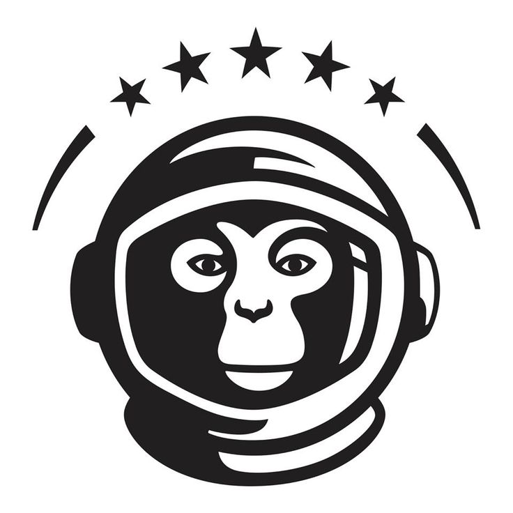 Popular Science Magazine Space Monkey Ids Logos