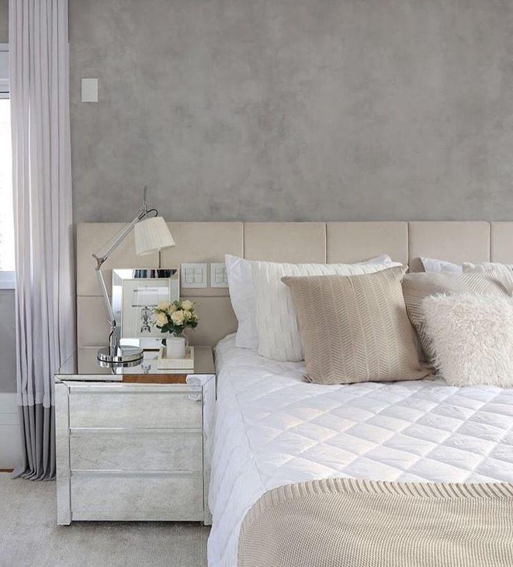 decoracao de interiores quartos de dormir:Quarto de Casal By @moniserosaarquitetura #arquitetura #