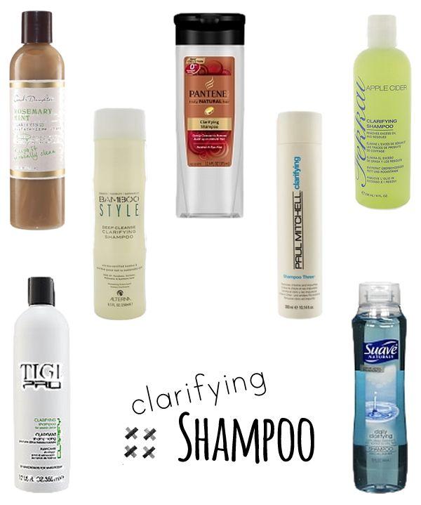 10 Diy Clarifying Shampoo