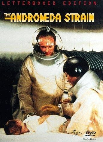 The Andromeda Strain (1971). A group of scientists investigates a deadly new alien virus before it can spread.