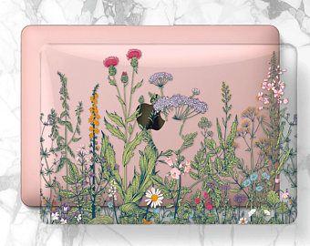 reputable site 4ad6e a0623 macbook flower case Retina Hard Case flowers macbook case wildflower ...
