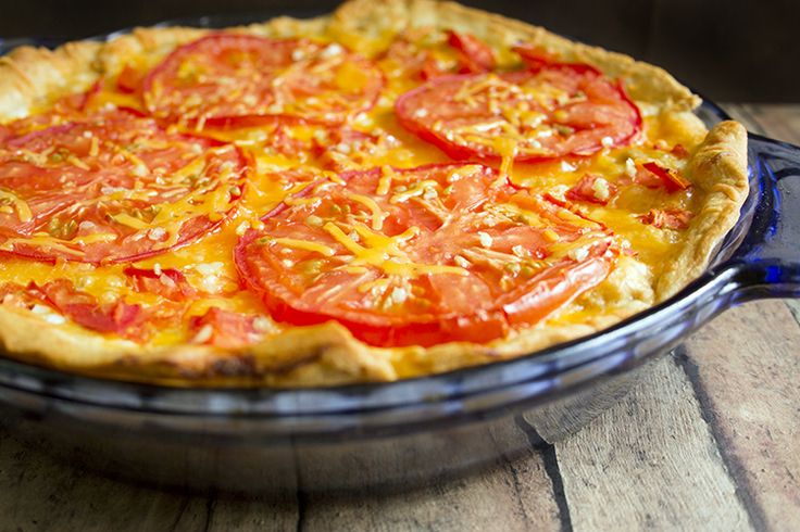 skinny cheese burger pie recipe serves 8 low fat low calorie and low carb view from the side of the dish