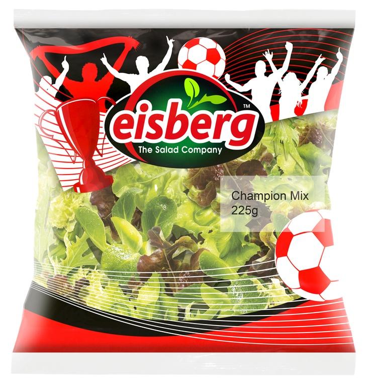 eisberg salad - soccer world cup design by daniel wermuth c/o wermuthgrafik.ch, 2011