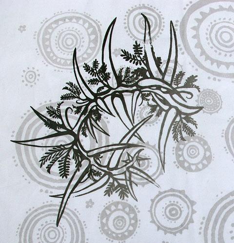South African artist Tori Stowe