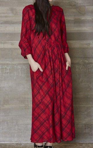 Rachel Comey Lupa Dress - Red