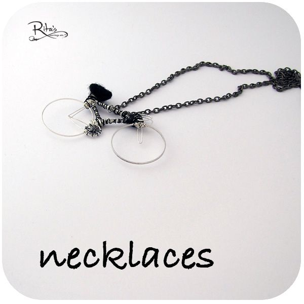 The unique necklaces, pendants and more to wear and be happier :)