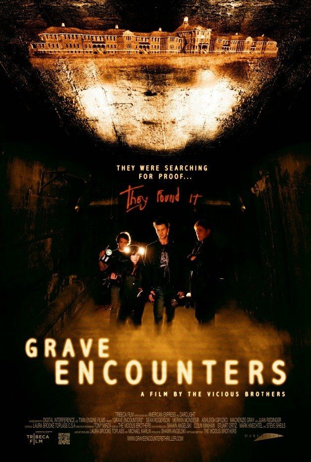 Thought it was a spoof on Ghost Adventures at first, but it quickly turned into it's own movie!