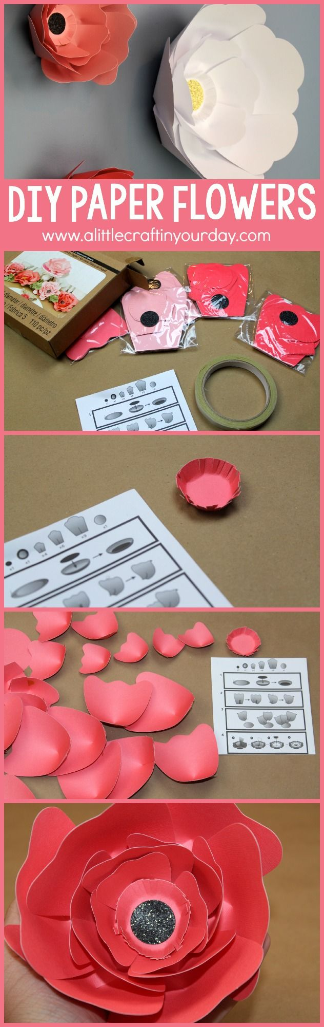The 3138 Best Tuts For Paper Crafting Images On Pinterest Paper