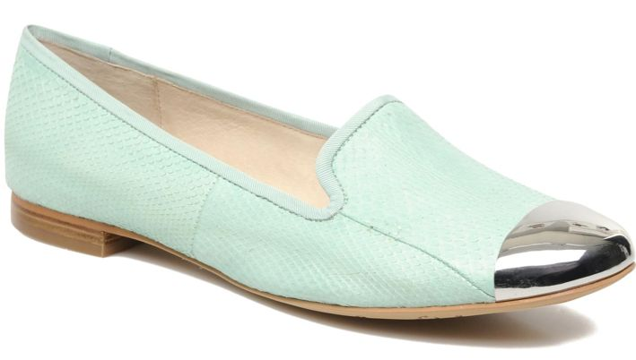 Fashion: i mocassini verde menta di Sam Edelman