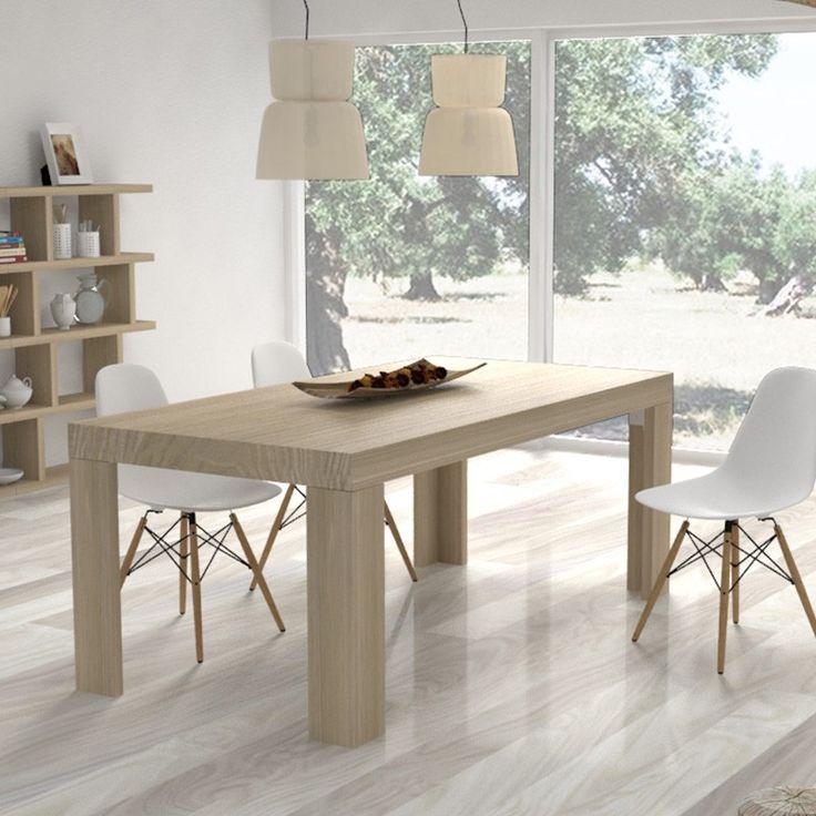 Oltre 25 fantastiche idee su pranzo soggiorno cucina su for Tavoli per sala da pranzo moderni