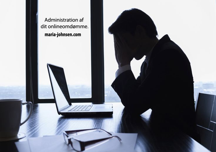 Administration af dit onlineomdømme