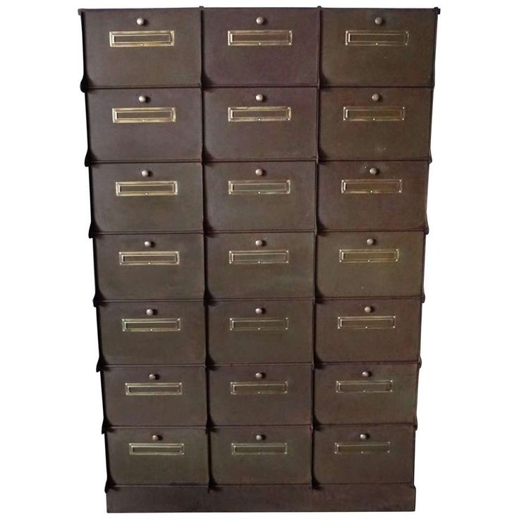 Best 25+ Industrial filing cabinets ideas on Pinterest ...