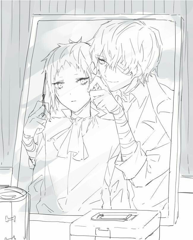 Meiko: Thảo nào tóc của Aku rất nham nhở!