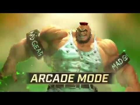 STREET FIGHTER V ARCADE EDITION Launch Trailer PS4, PC (street fighter 5...