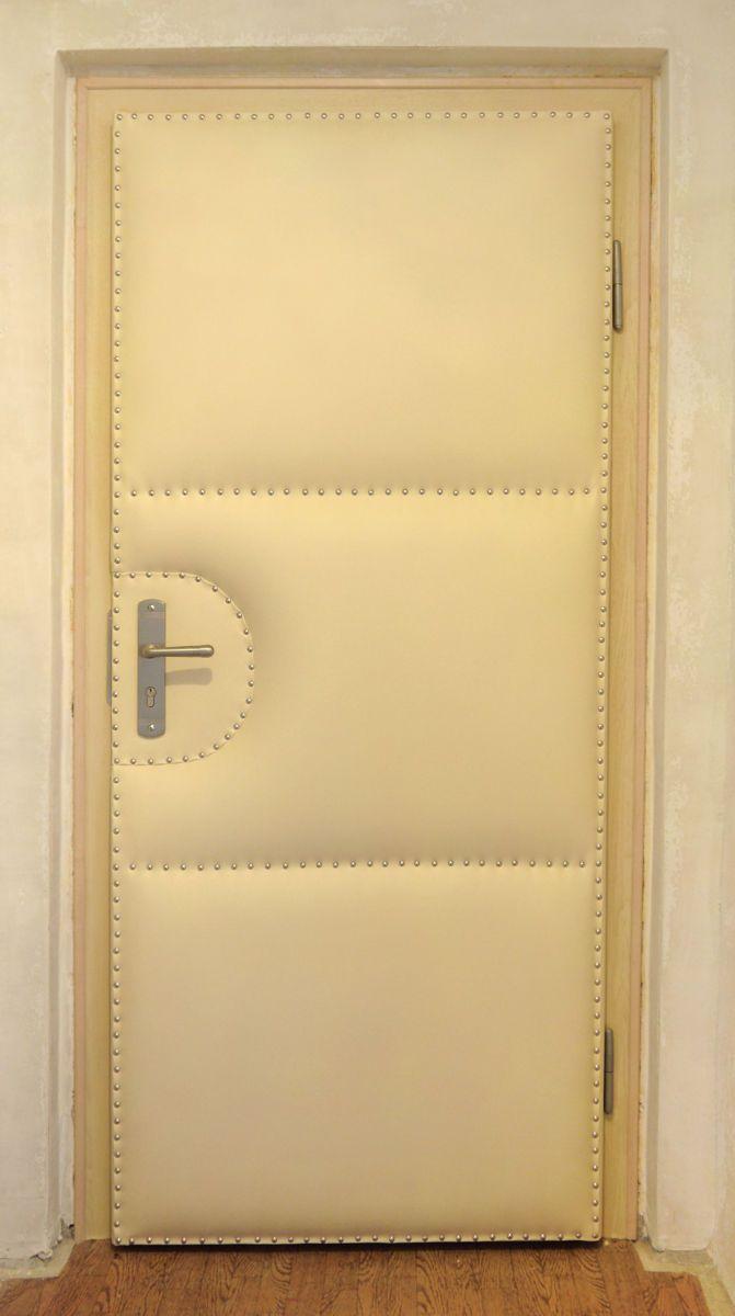 28 besten Gepolsterte Türen/ Upholstered doors Bilder auf Pinterest ...