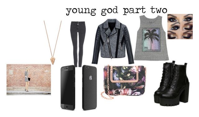 """young god part two"" by docmartenslovah ❤ liked on Polyvore featuring Billabong, Neil Barrett, Wallis, Ted Baker and Pamela Love"
