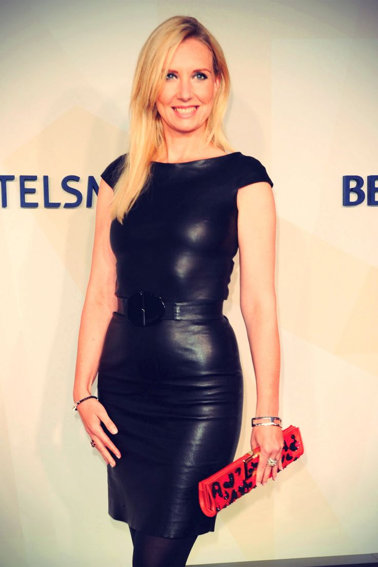 Jette Joop At Bertelsmann Party