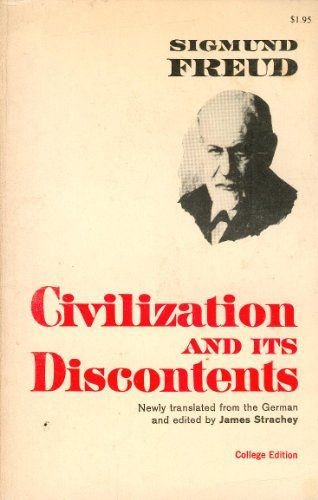 sigmund freud civilization and its discontents norton pdf