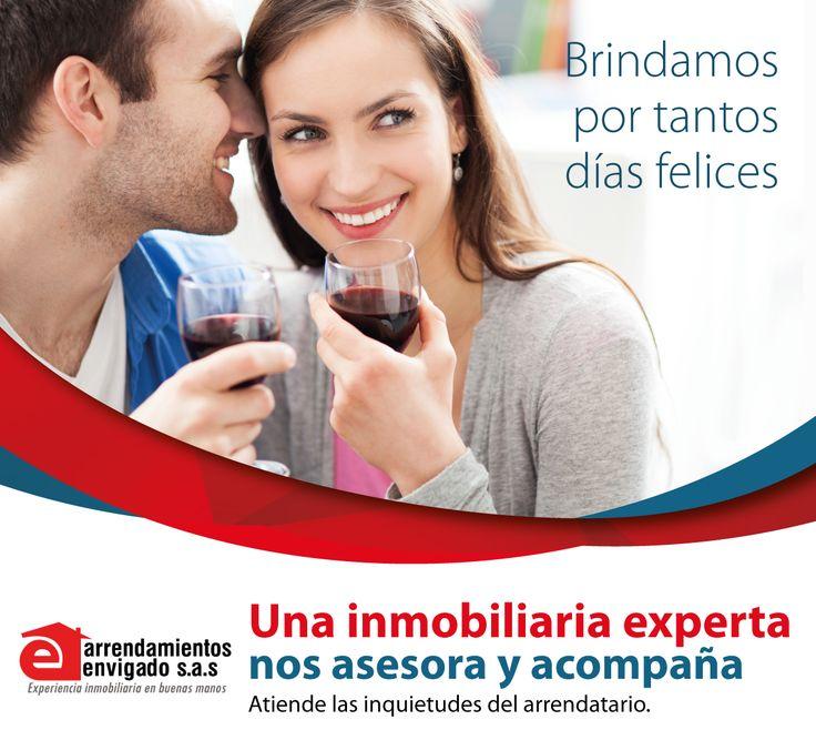 ¡Disfruta tu vida! Déjanos ser parte de tus proyectos de vida http://www.arrendamientosenvigadosa.com.co  PBX 444 68 68