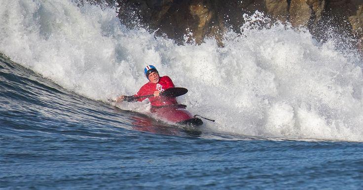 Dennis Judson, Surf Kayaking Pioneer and Legend, Dies at 73