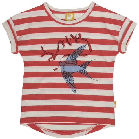 55d21088a Rock Your Kid Love Bird Tee – Lush Arena | Sophie Fashionista | Rock ...