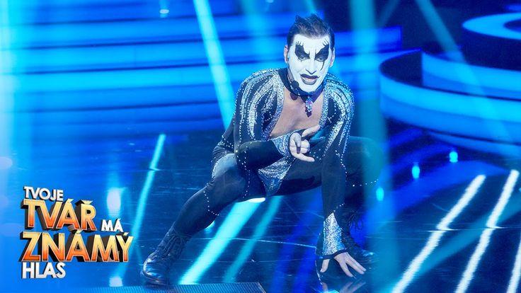 "Petr Vondráček jako Robbie Williams – ""Let Me Entertain You"" | Tvoje tvá..."
