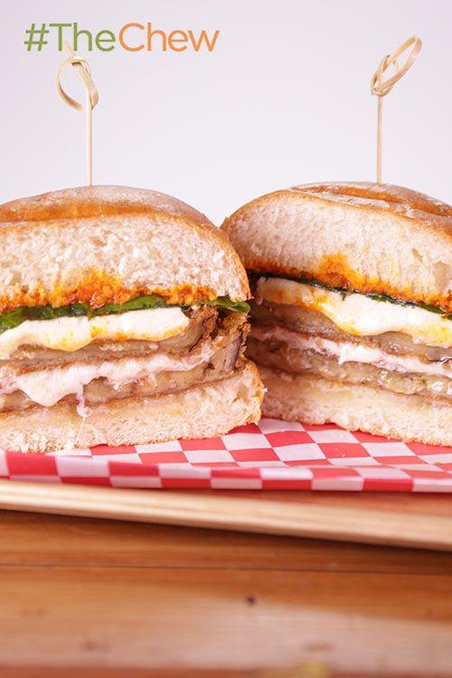 ... Eggplant Sandwich on Pinterest | Eggplants, Bbq Eggplant and Grilled