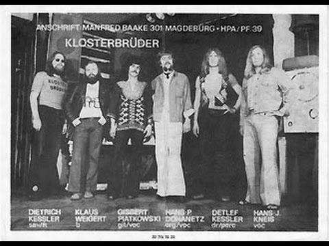 Klosterbrüder - Ich hoffe, ich stör`nicht  1993