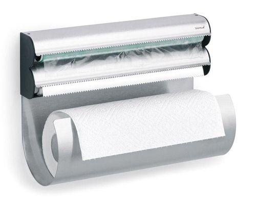 'Obar Paper Towel/Foil/Plastic Wrap Holder by Blomus. @2Modern'