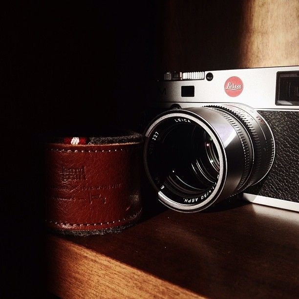 .@Carlye Hardman graft | Our handy Hold Camera Handle and the perfect #Leica M #hardgraft #holdontothe...