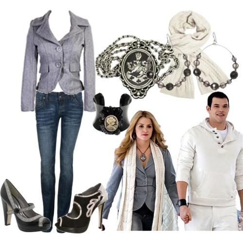 Rosalie Hale Clothes