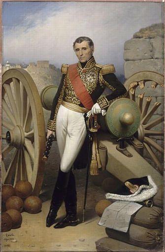 Portrait of Sylvain Charles  Comte Valée, Maréchal de France. Court