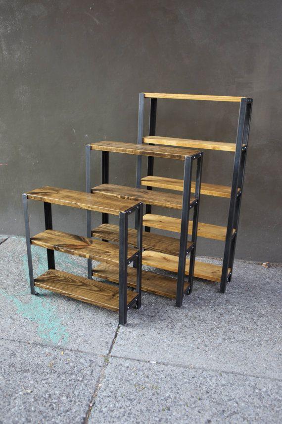 Best 25 reclaimed wood bookcase ideas on pinterest for Reclaimed wood bookcase diy