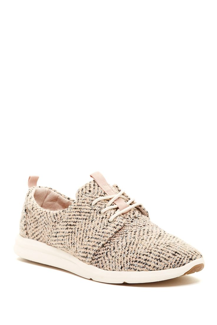 TOMS - Del Rey Boucle Sneaker at Nordstrom Rack. Free Shipping on orders over $100.