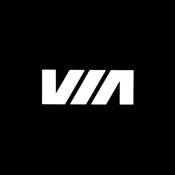 VIA Rail Canada by Burton Kramer