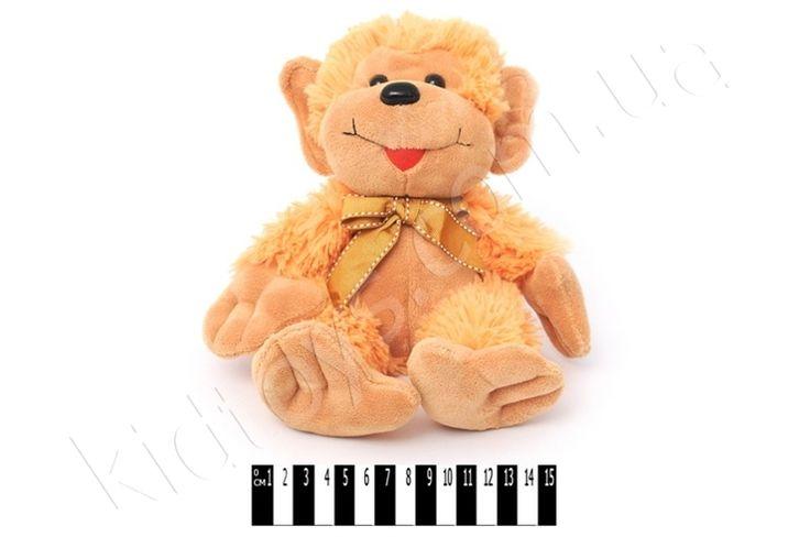 Мавпочка муз. (2 кол.) S-JH277022, онлайн магазин детских игрушек, игрушки детские киев, магазин кукол, купить развивающие игрушки, дом игрушки, мягкая игрушка обезьяна