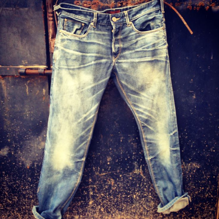 Denim Clothing Company PV Denim trend collection. #Denim #Selvedge #Jeans