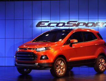 """Ford EcoSport, Opel Mokka, Peugeot 2008: сравниваем мини-""""проходимцев"""""""